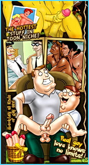 The Best Gay Toons main site