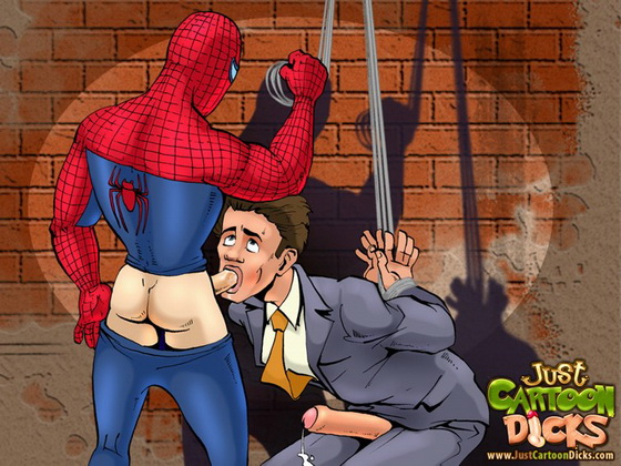 Vid! That spiderman blowjob game would lick