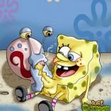 SpongeBob cock plows asses. Just Cartoon Dicks - dirty comics. Just Cartoon Dicks