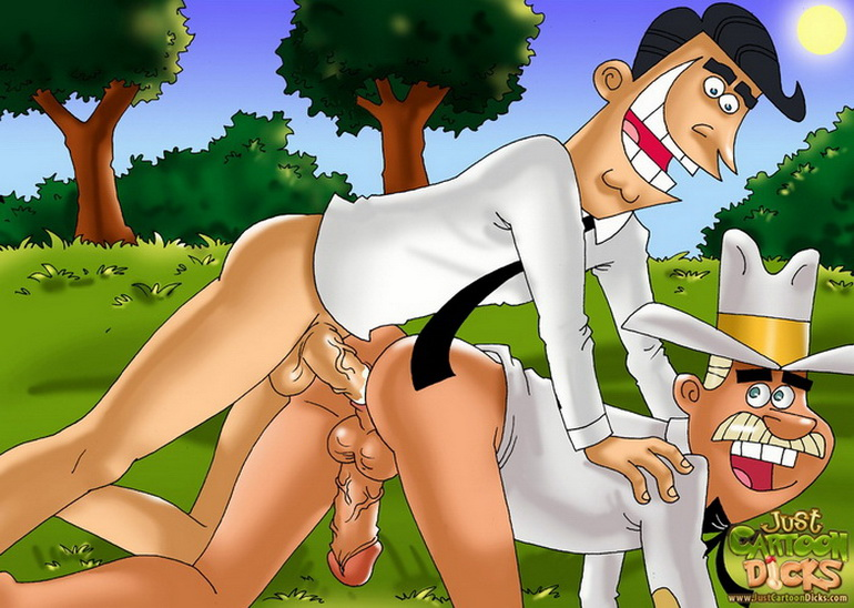 fairly oddparents gay porn