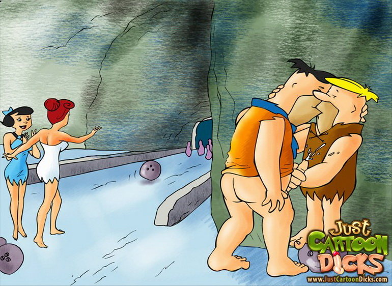 Flintstones gay sex