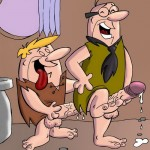 Flintstones gay porn gallery | Just Cartoon Dicks