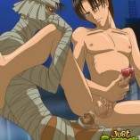 Sexy gay Samurai X | Gay Hentai Just Cartoon Dicks