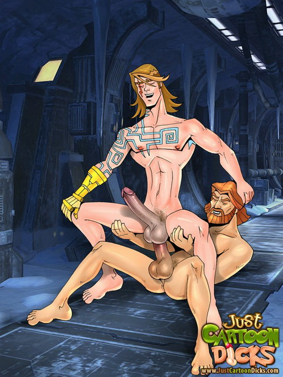 star wars the clone wars gay porn