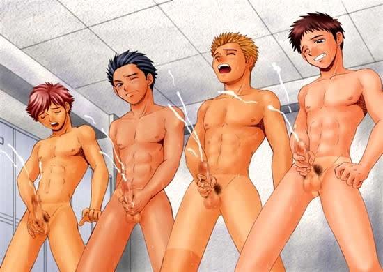 Gay Hentai 3